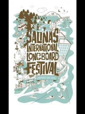 SALINAS INTERNATIONAL LONGBOARD FESTIVAL 2014